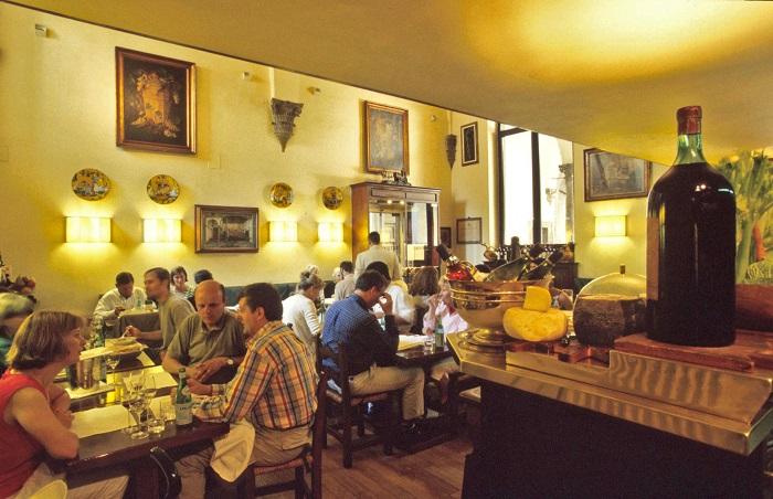 A Pasqua gli italiani non rinunciano al ristorante