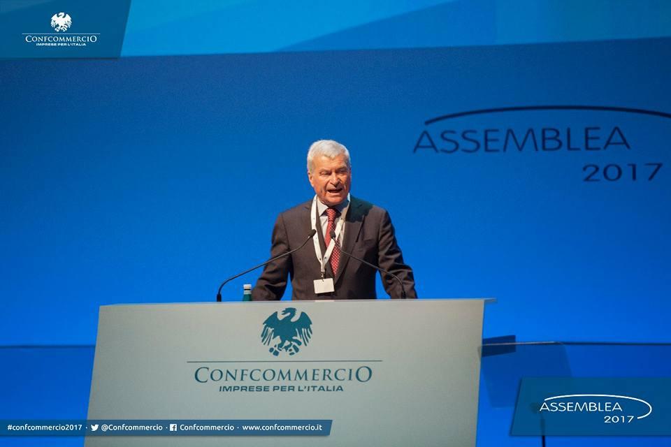 ASSEMBLEA GENERALE CONFCOMMERCIO 2017
