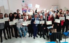 25 NUOVI BARMAN PROFESSIONISTI FORMATI GRAZIE AL CORSO BARMAN 2017