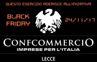 """Black Friday 2017"" - 24 novembre 2017 - SEGUI L'EVENTO!"