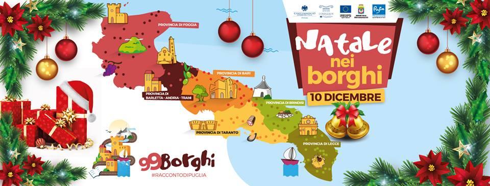 10 dicembre 2017 - Ritorna #99borghi - racconto pugliese - Data dedicata al Natale