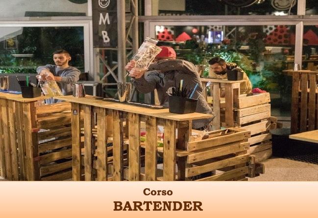 CORSO PER BARTENDER - START - Lunedì 15 aprile 2019