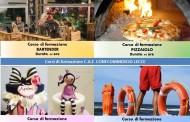 CORSI PER BARTENDER, PIZZAIOLO, BAGNINO DI SALVATAGGIO, MODELLING CAKE DESIGN