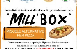 SAVE THE DATE - MILL BOX - MISCELE ALTERNATIVE PER PIZZA