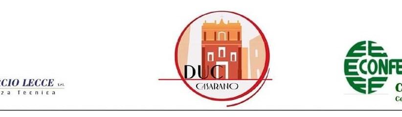DUC CASARANO - CORSI DI FORMAZIONE GRATUITA