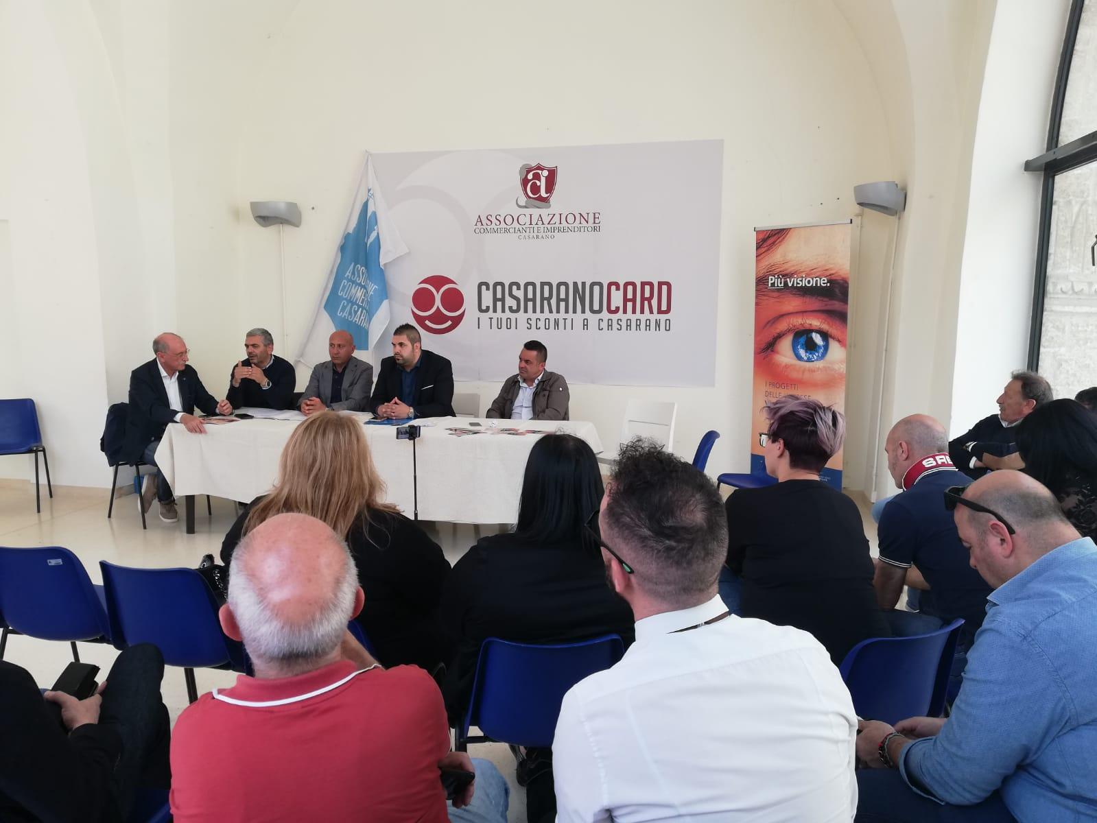 ELETTO IL NUOVO PRESIDENTE DELLA DELEGAZIONE DI CONFCOMMERCIO CASARANO