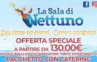 LA SALA DI NETTUNO - Convenzione per Soci Confcommercio Lecce