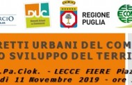 SAVE THE DATE - 11 novembre 2019 - ore 15:30 - Incontro: