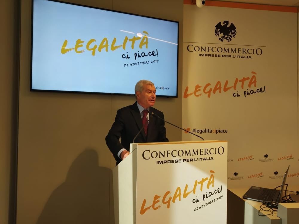 LEGALITA' MI PIACE 2019 - SANGALLI: