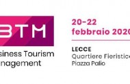 Confcommercio Lecce presente alla Fiera BTM - Business Tourism Management 2020