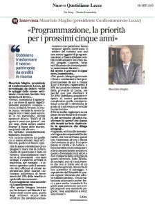 intervista pres. maglio