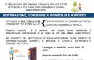 CARTELLI PUBBLICI ESERCIZI - DPCM 18 OTTOBRE 2020